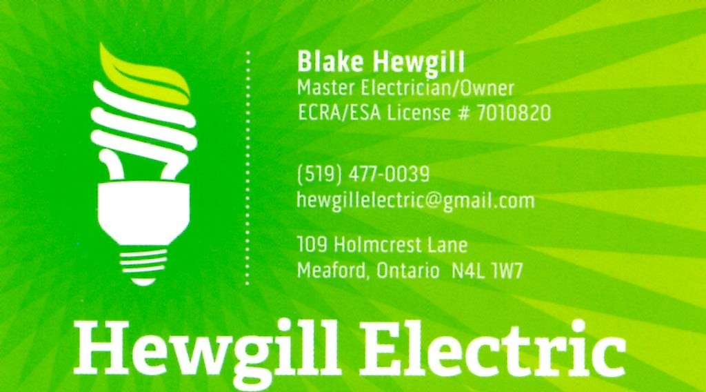 Hewgill Electric
