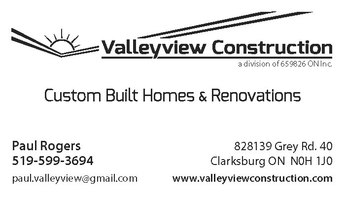 Valleyview Construction